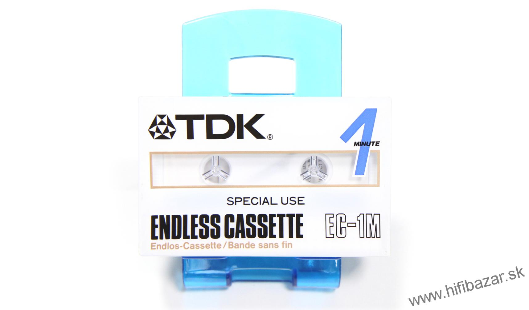 TDK EC-1M Special USE