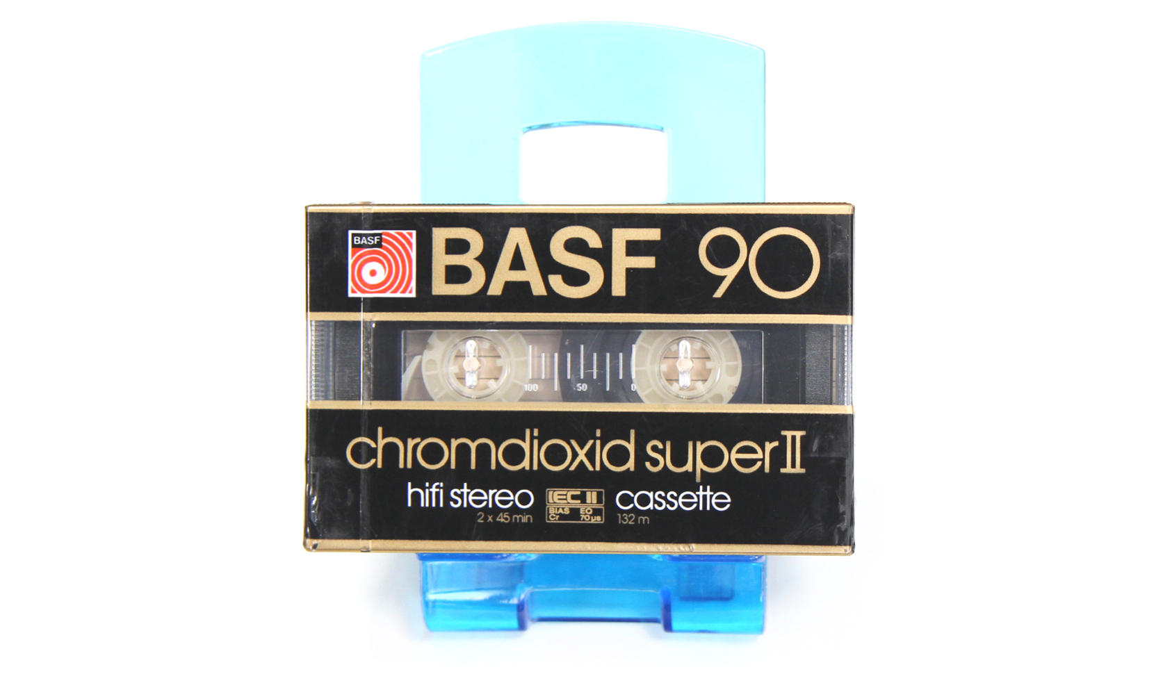 BASF CR-SII90 Chromdioxid Super II