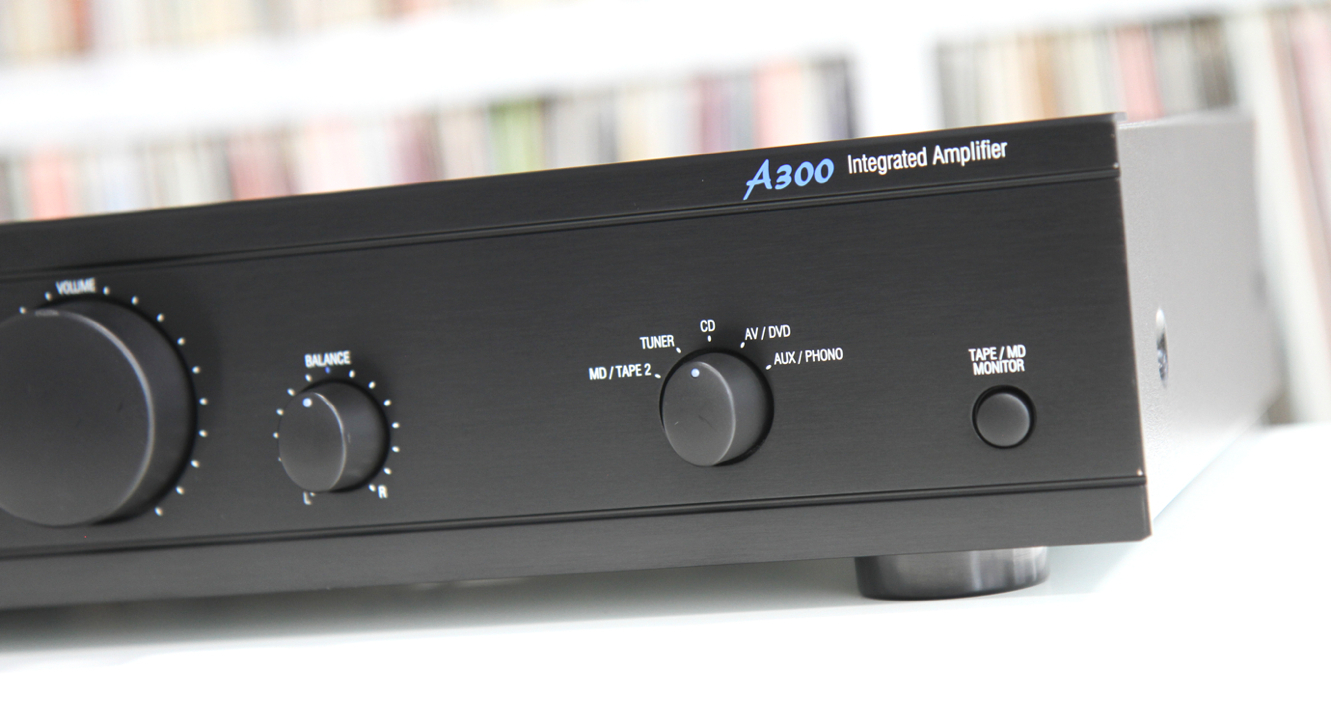 CAMBRIDGE AUDIO A-300