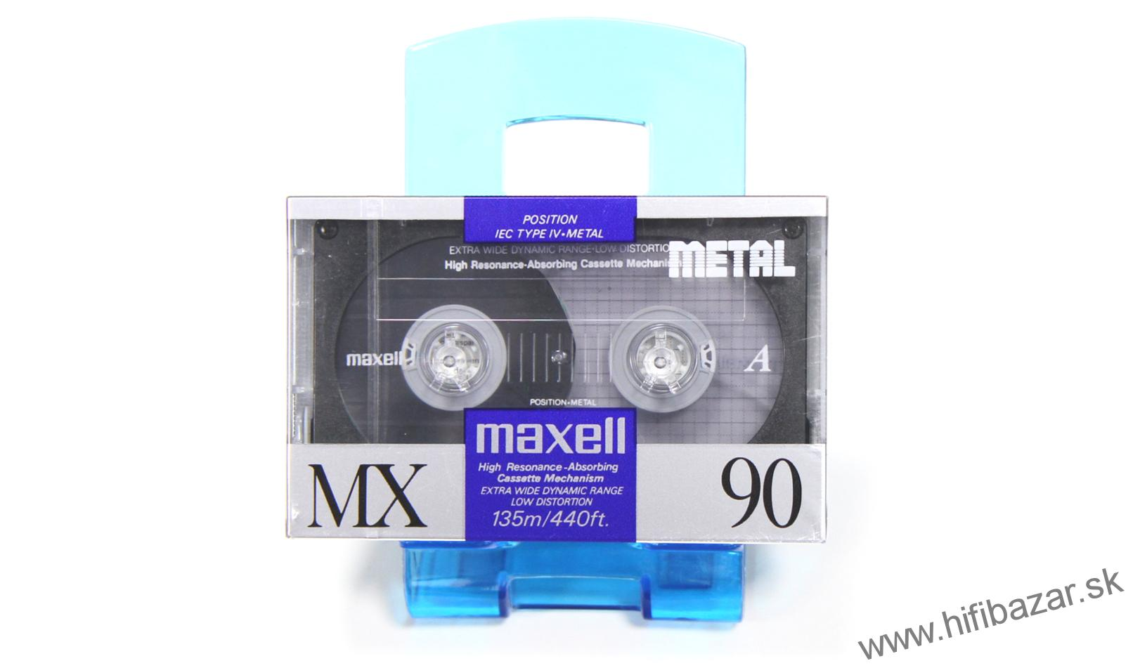 MAXELL MX-90 Position Metal