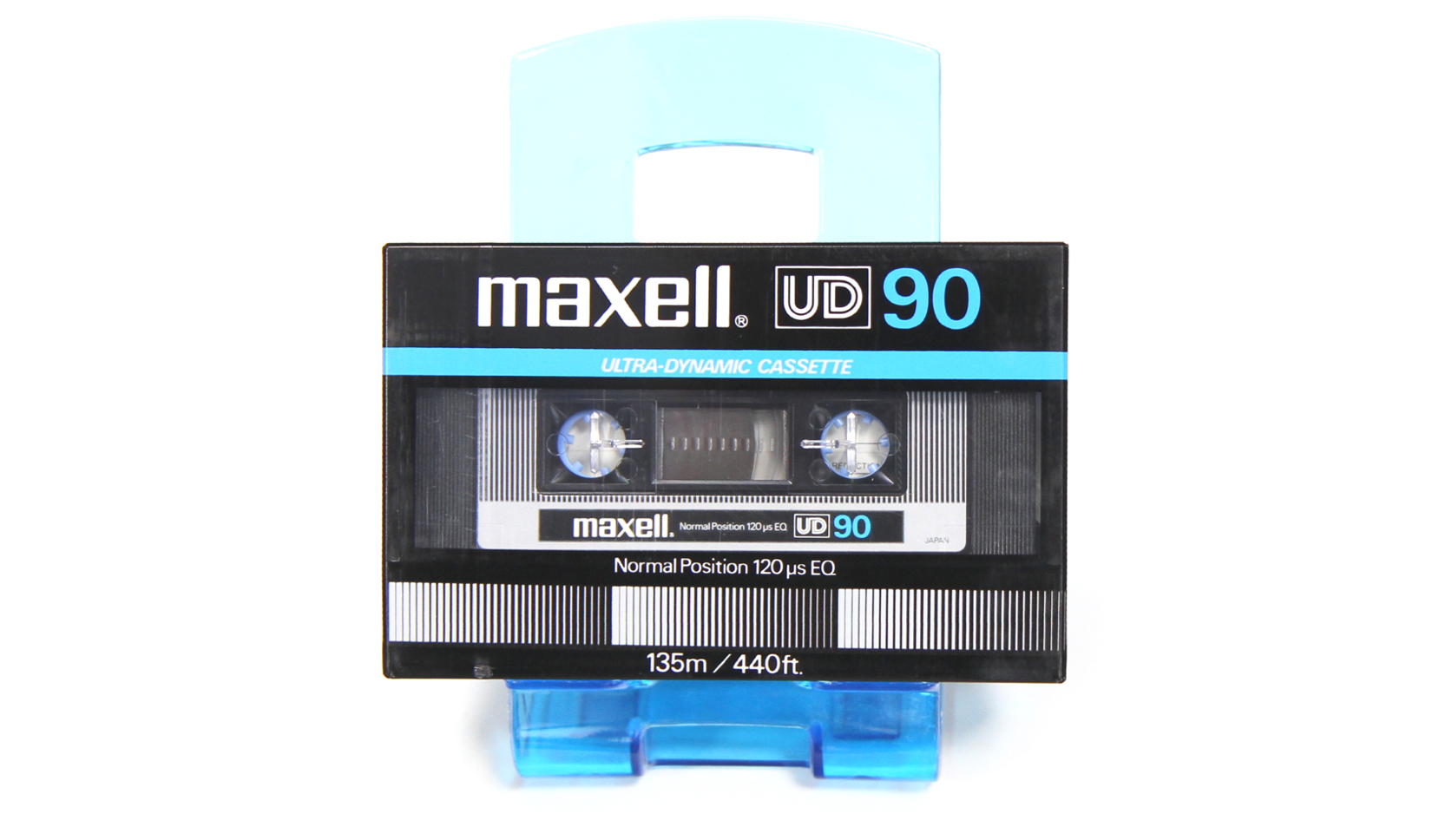 MAXELL UD-90 Position Normal
