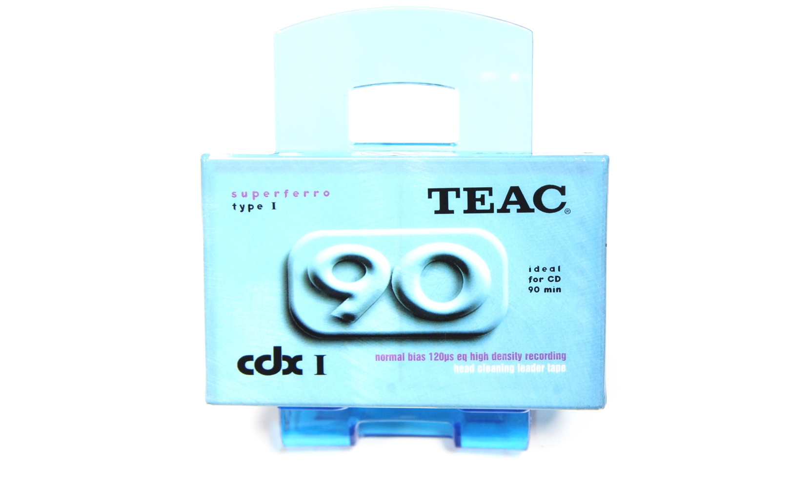 TEAC CDX-90 Superferro Normal
