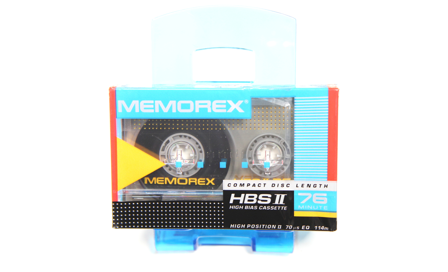 MEMOREX HBSII-76 Position Chrome