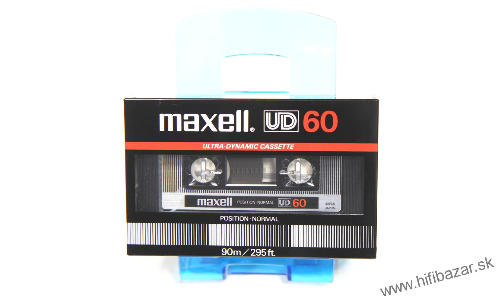 MAXELL UD-60 Position Normal