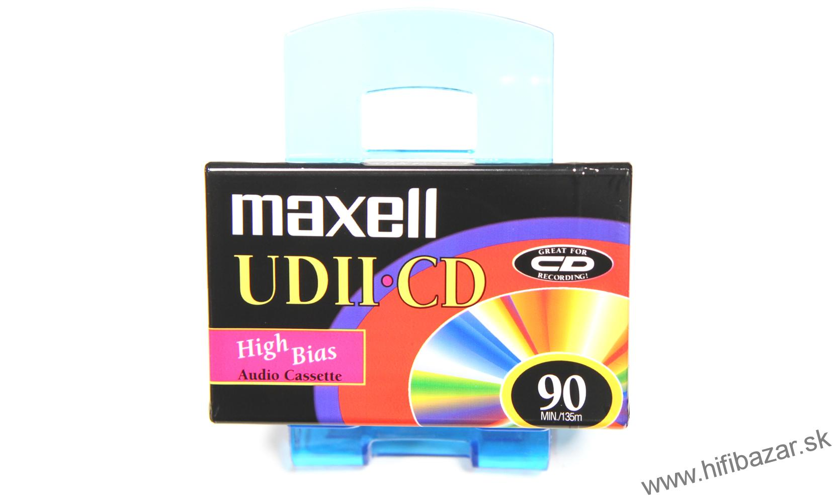 MAXELL UDII.CD-90 Position Chrome