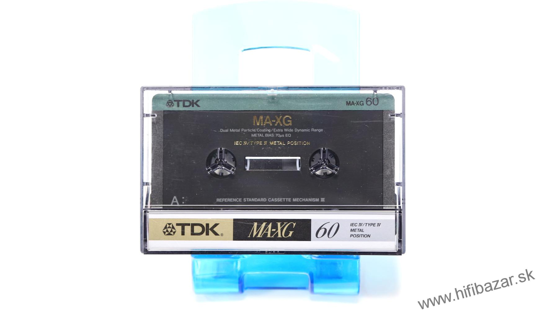 TDK MA-XG60 Position Metal