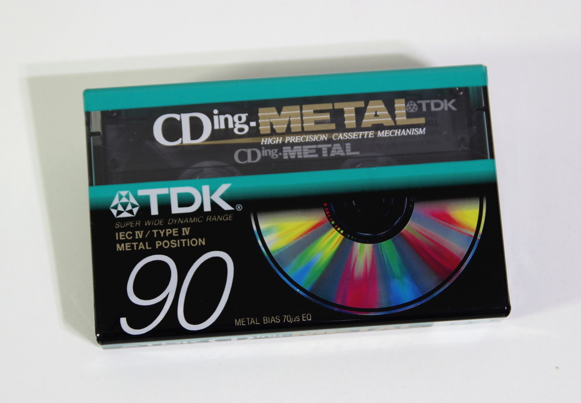 TDK CDing.90 Position Metal