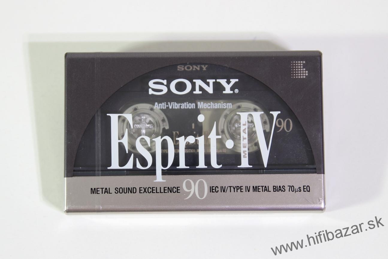 SONY Esprit IV Position Metal