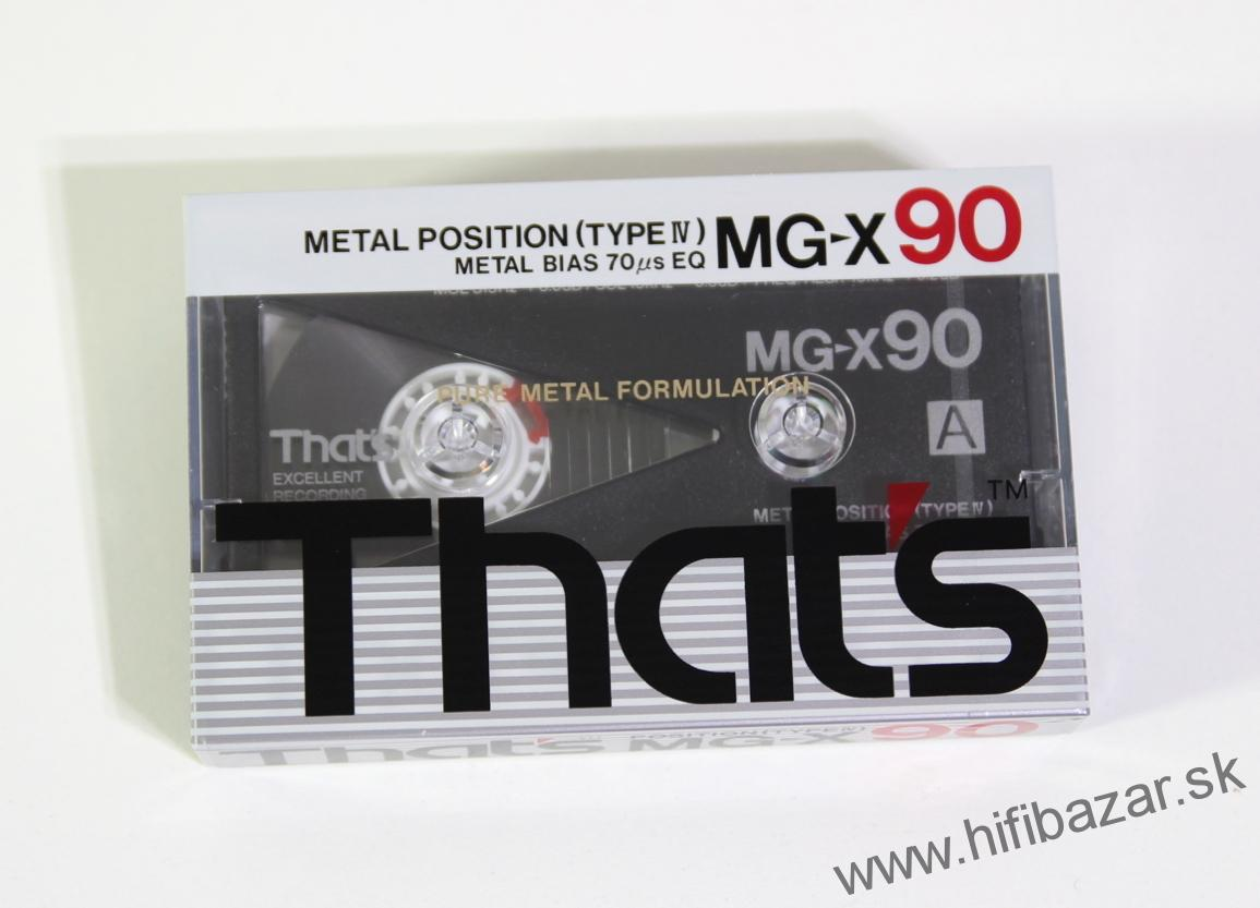 THAT's MG-X90 Position Metal