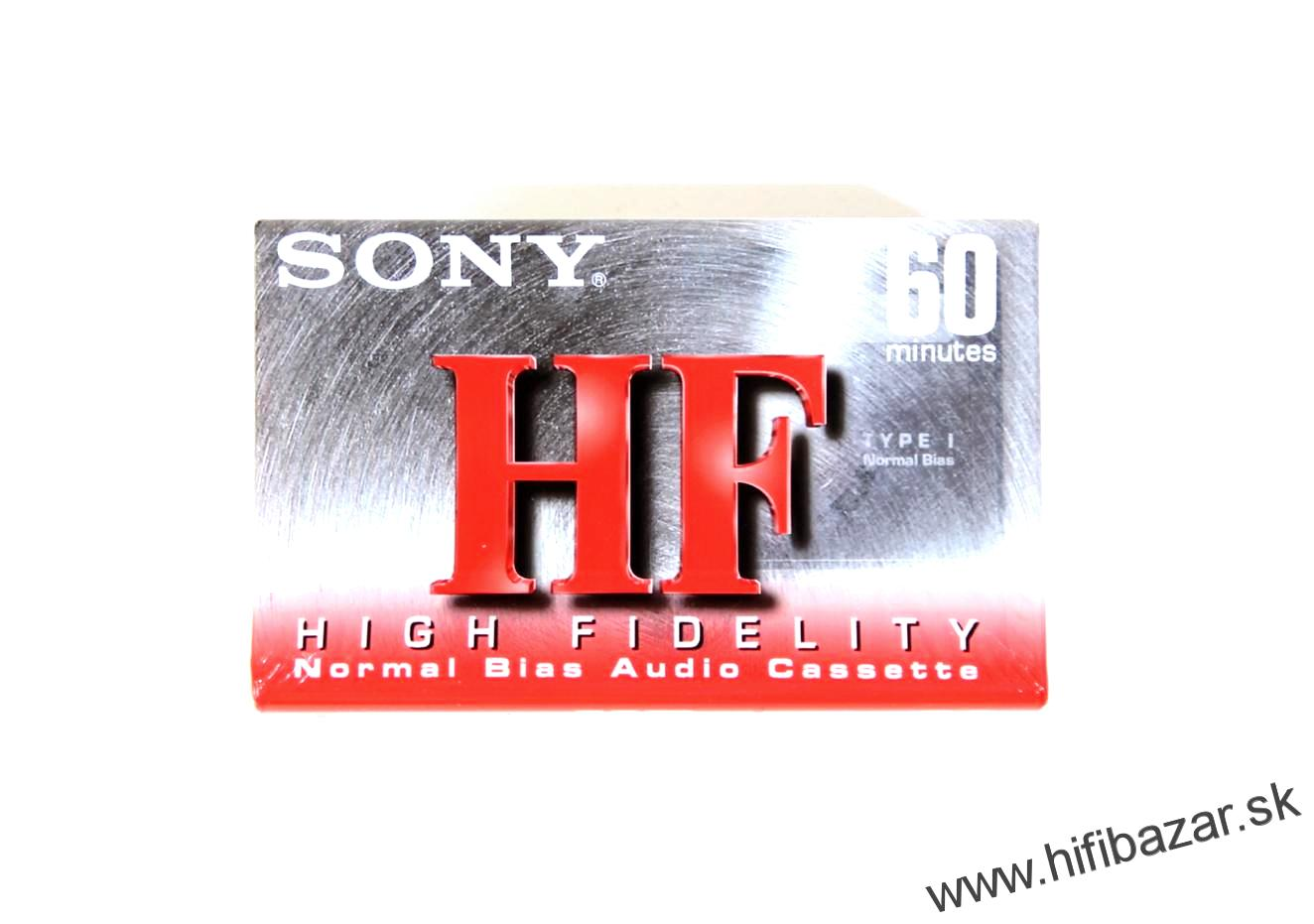 10x SONY HF-60 Position Normal