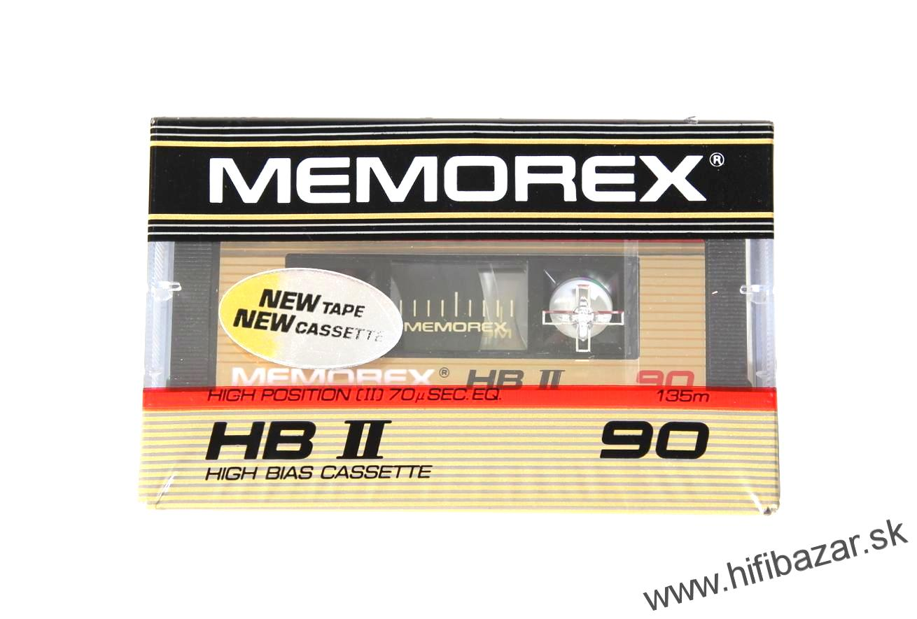 MEMOREX HBII-90 Position Chrome