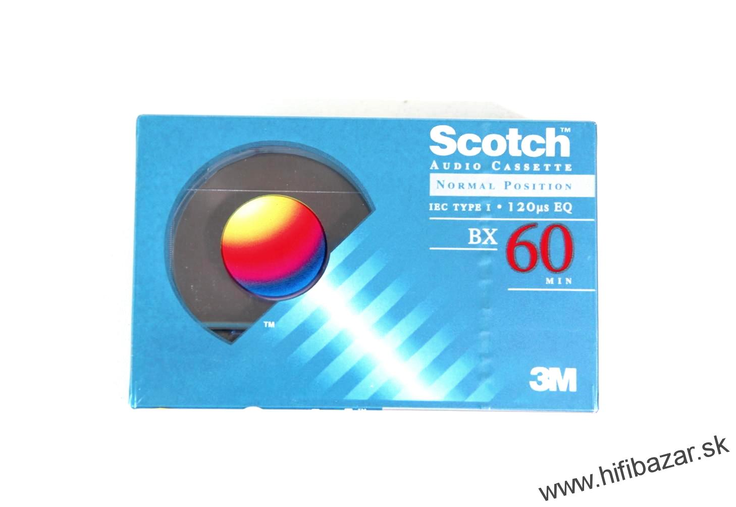 SCOTCH BX-60 Position Normal