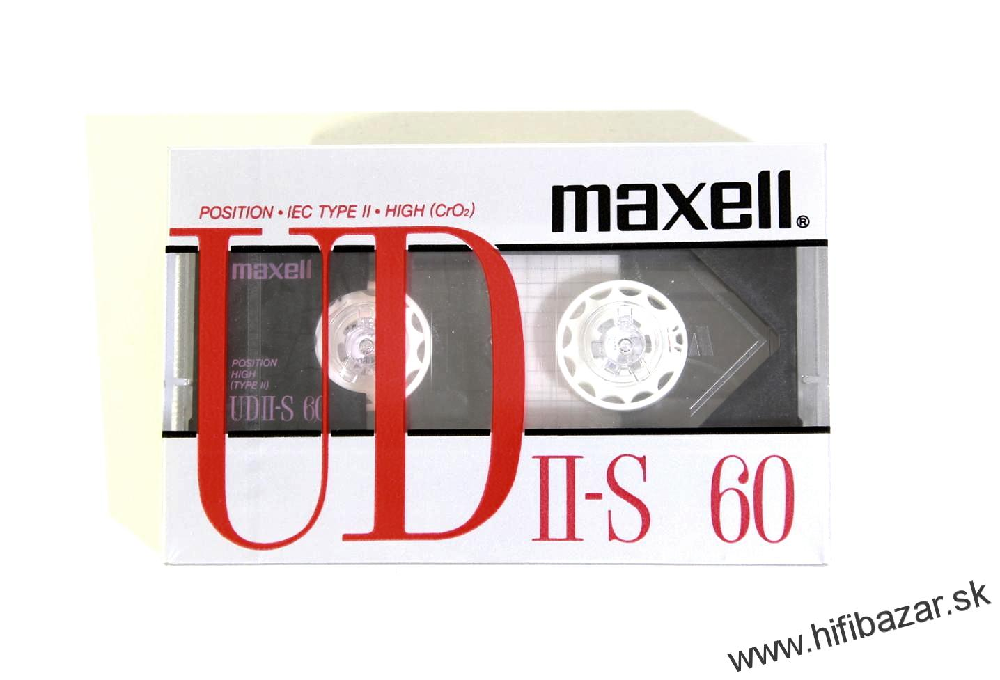 MAXELL UDII-S60 Position Chrome