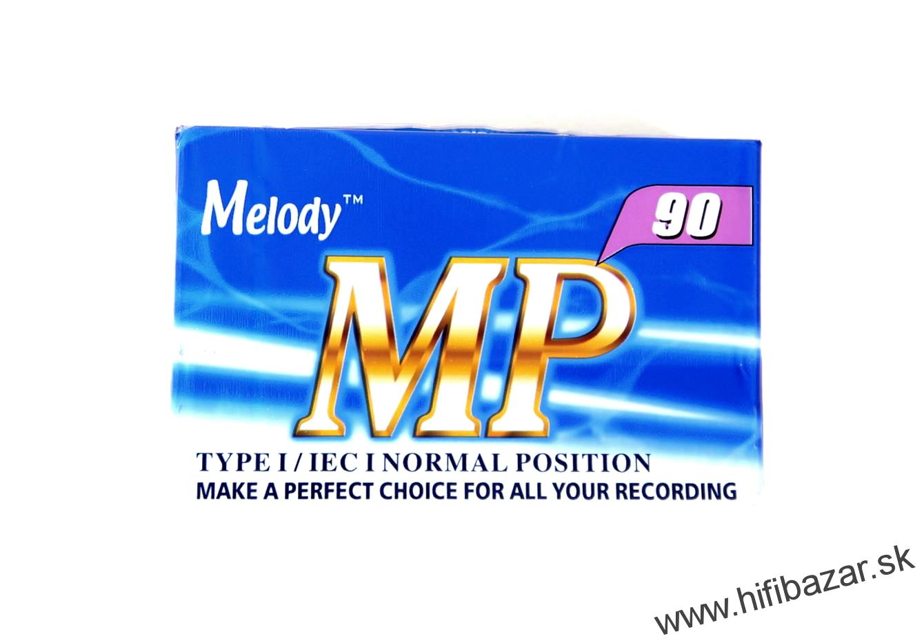MELODY MP-90 Position Normal