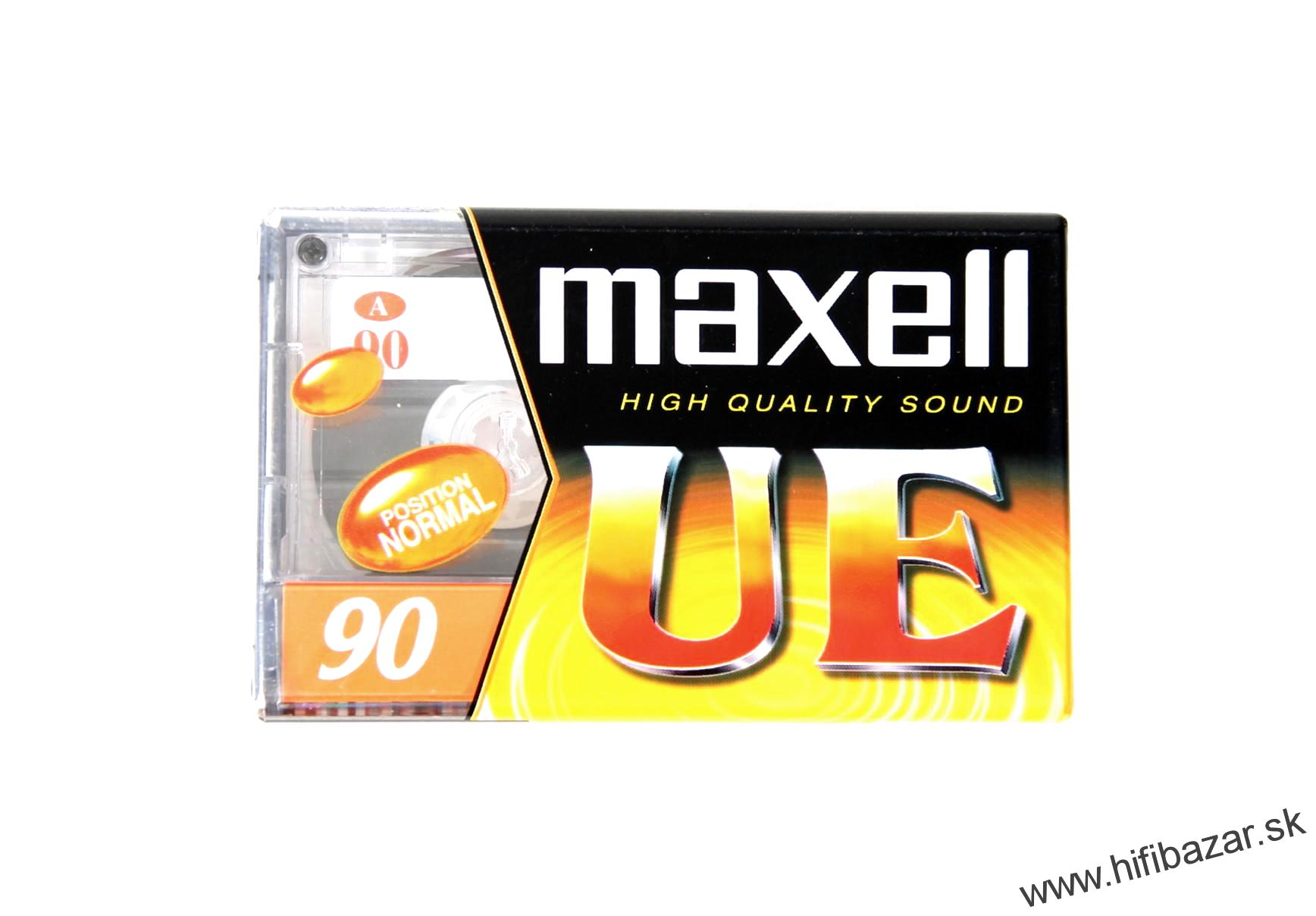 MAXELL UE-90 Position Normal