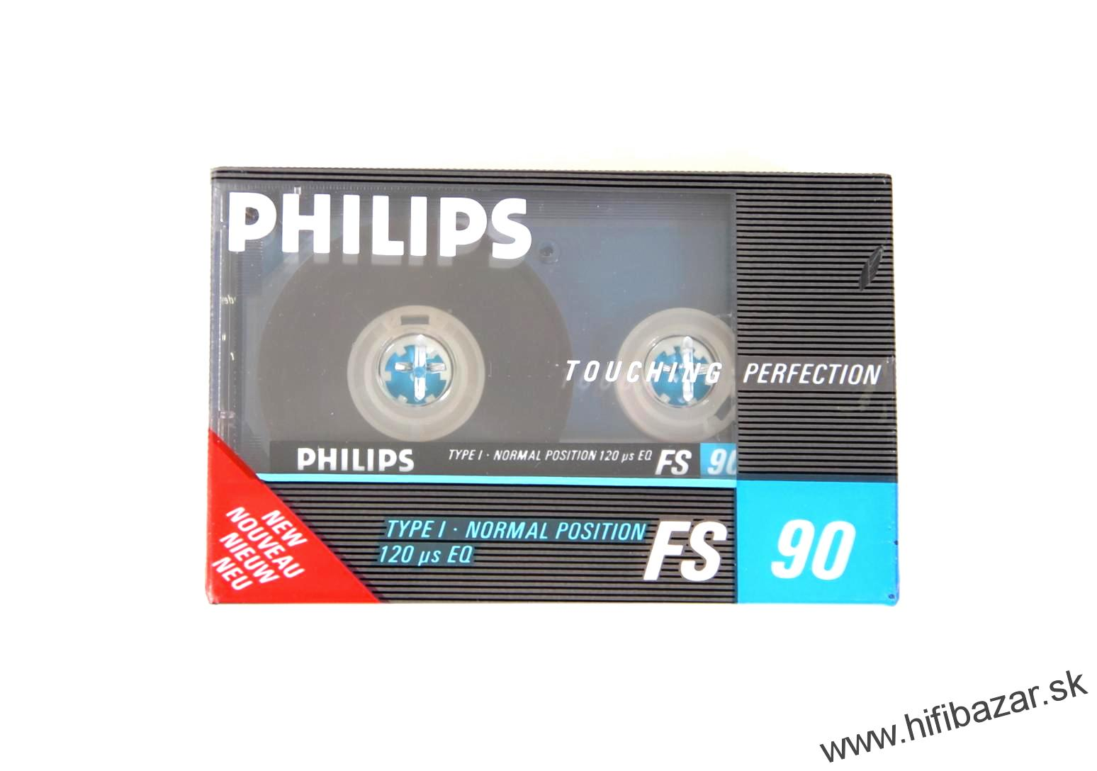 PHILIPS FS-90 Position Normal