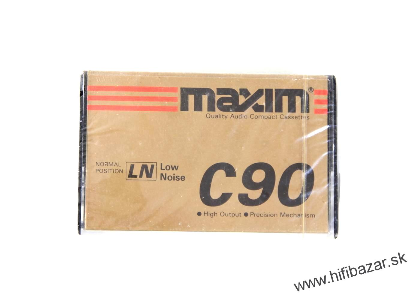 MAXIM LN-C90 Position Normal