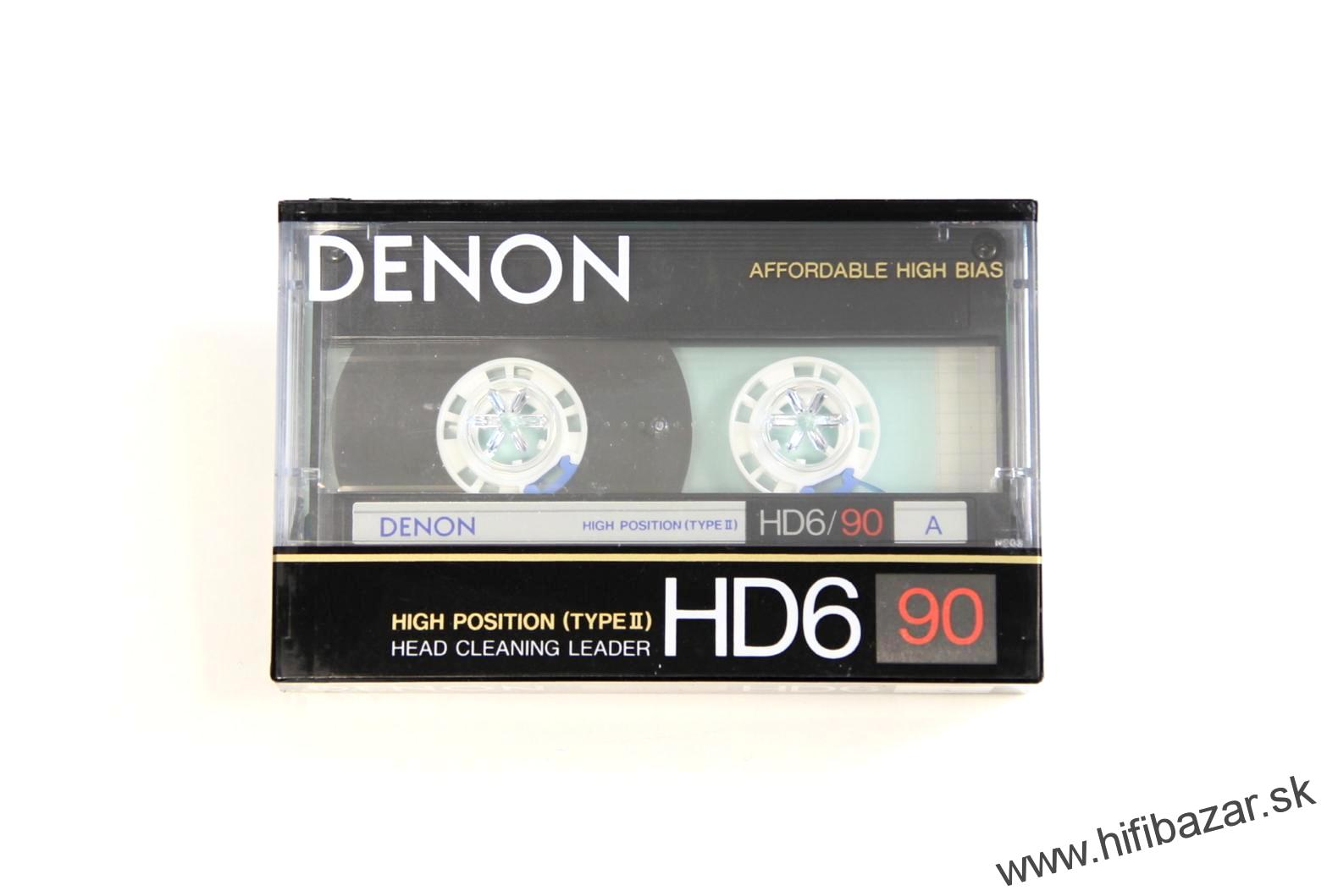DENON HD-6 High Position