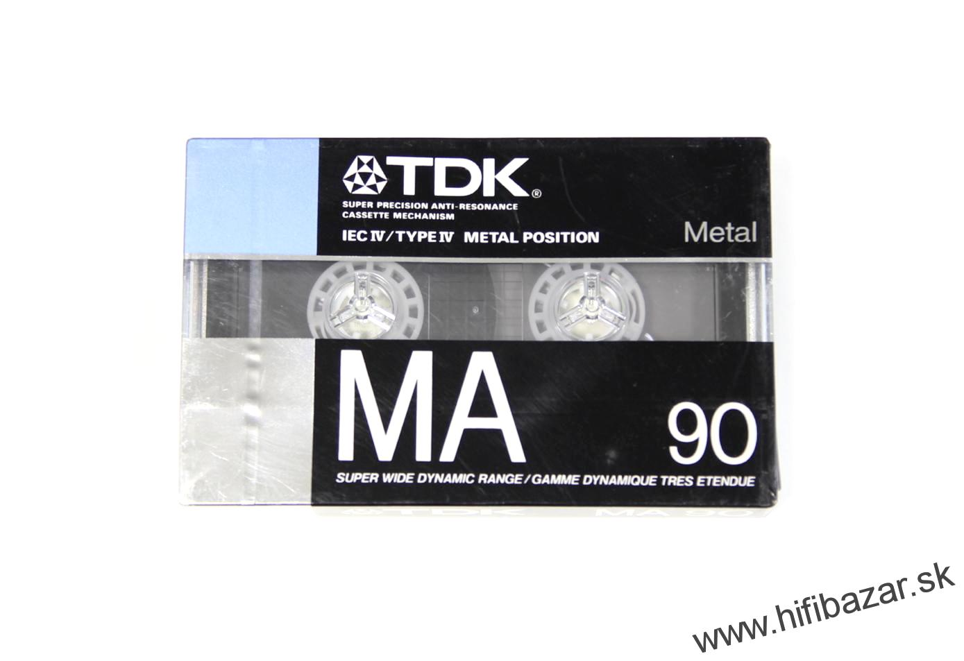 TDK MA-90 Position Metal