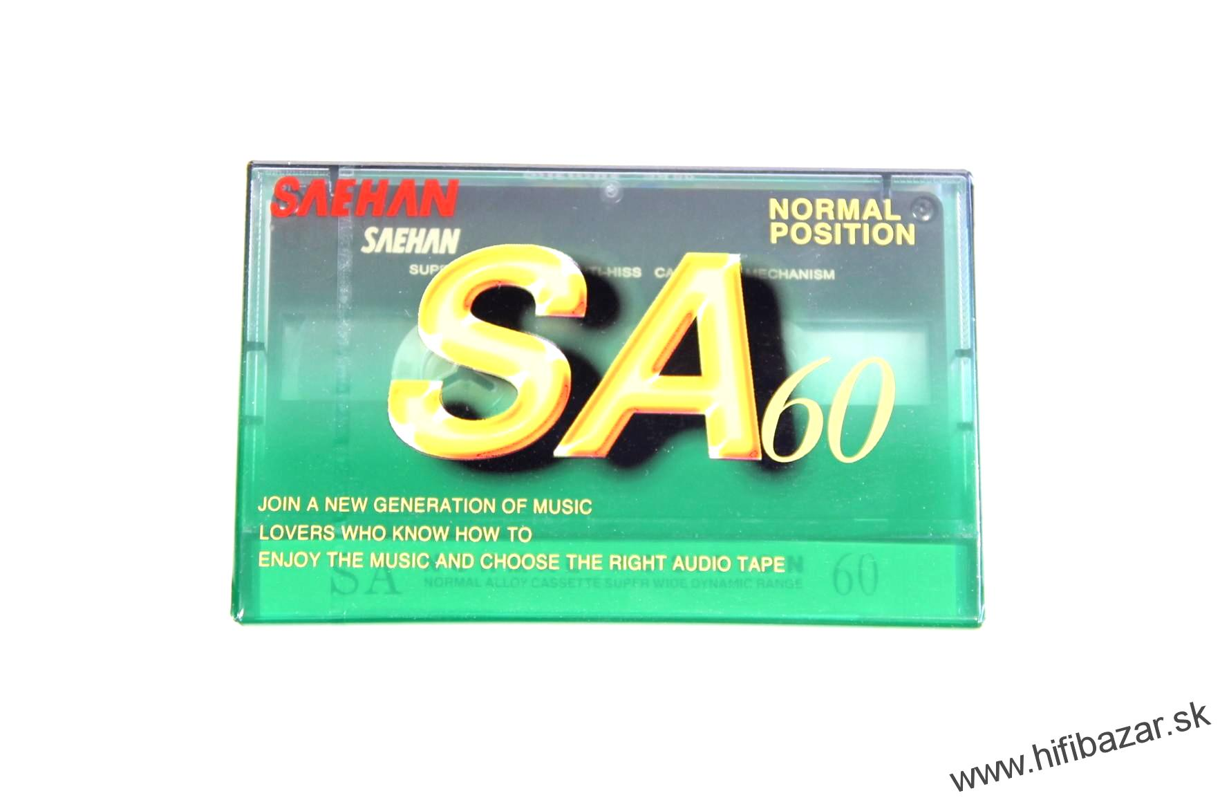 SAEHAN SA-60 Position Normal