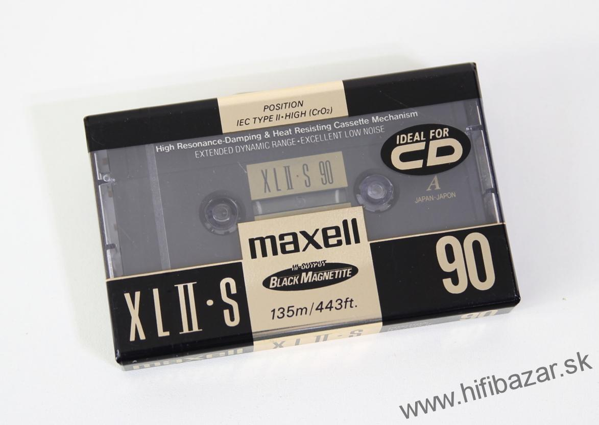 MAXELL XLII-S 90 For CD