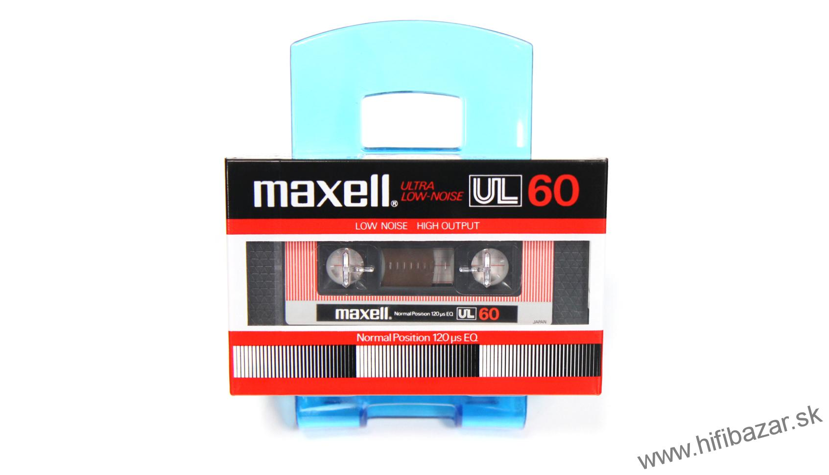 MAXELL UL-60 Japan