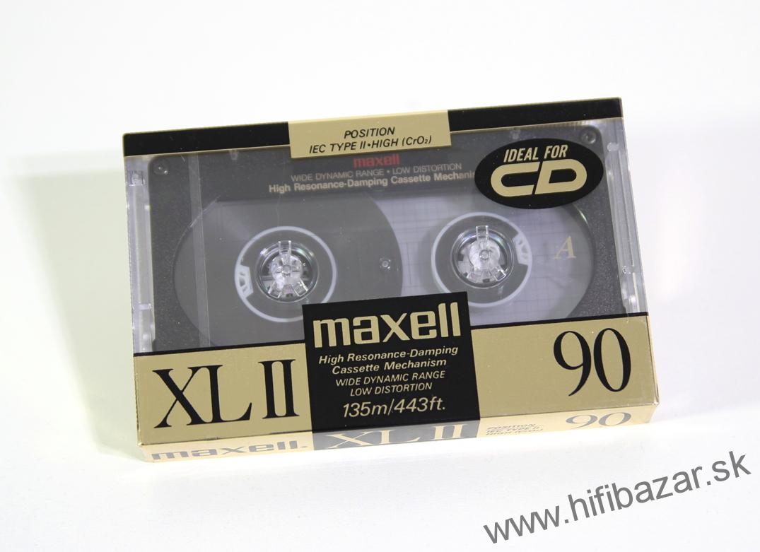 MAXELL XLII-90 For CD