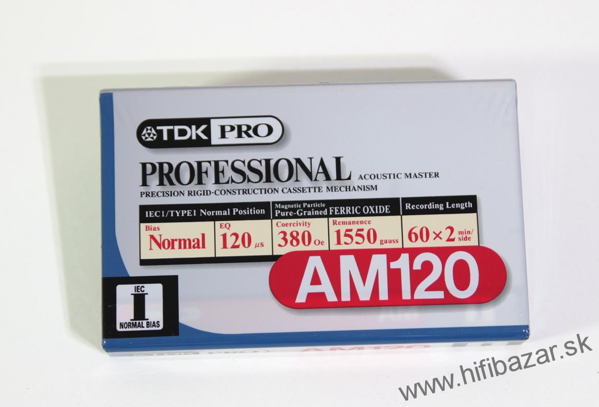 TDK AM-120 Professional Master