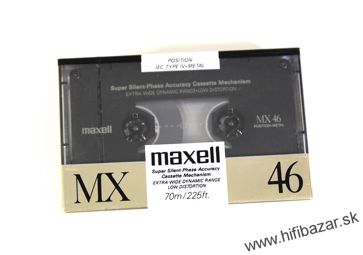 MAXELL MX-46 Position Metal