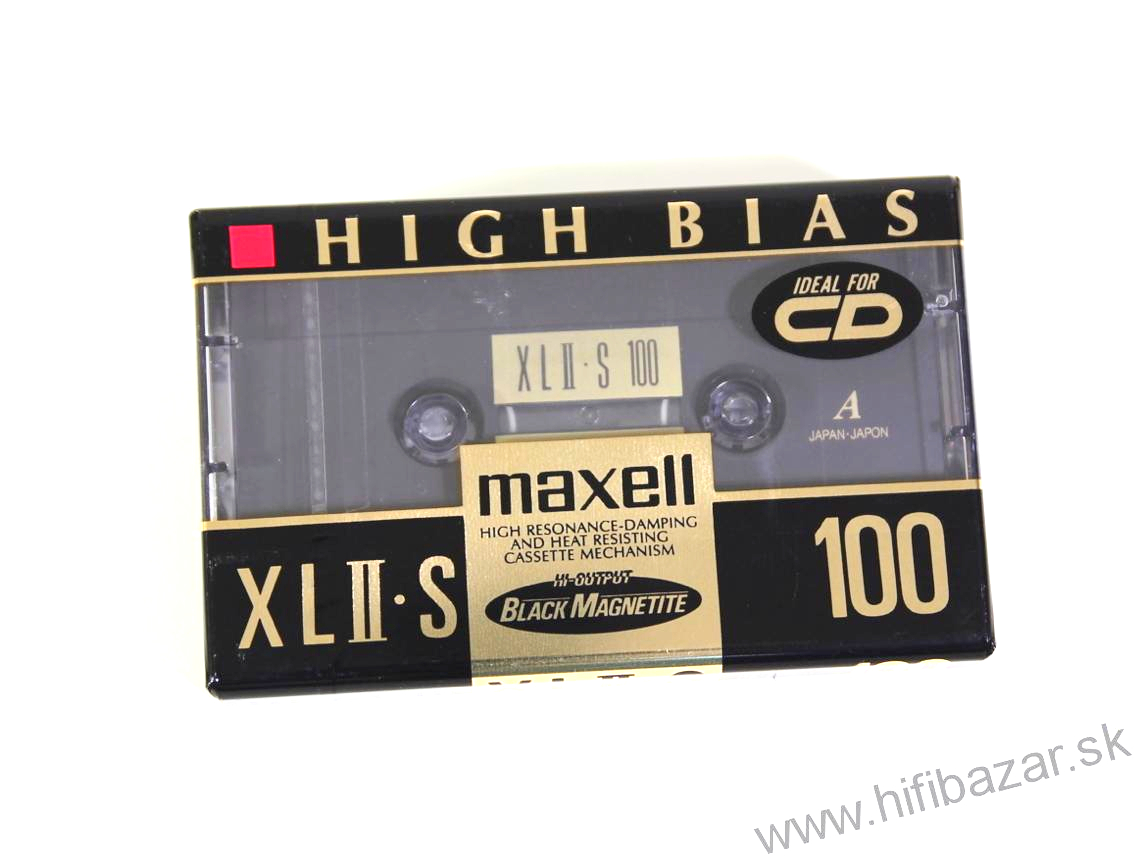 MAXELL XLII-S100 High Bias