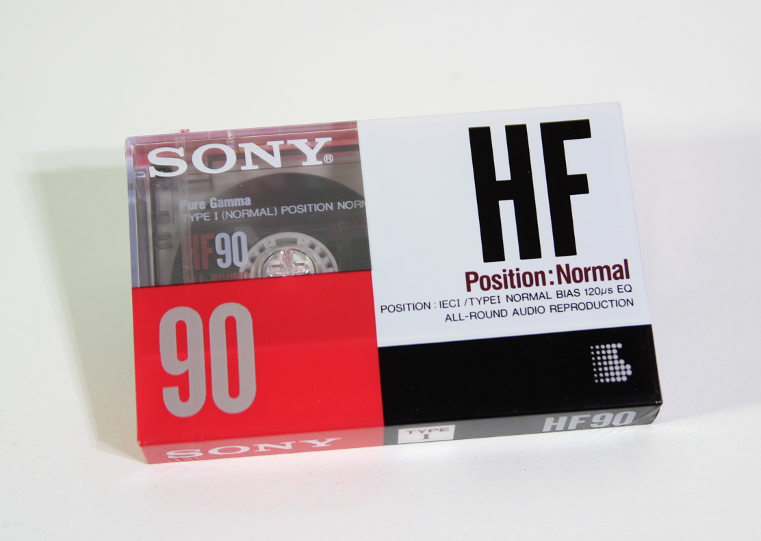 SONY HF-90 Position Normal