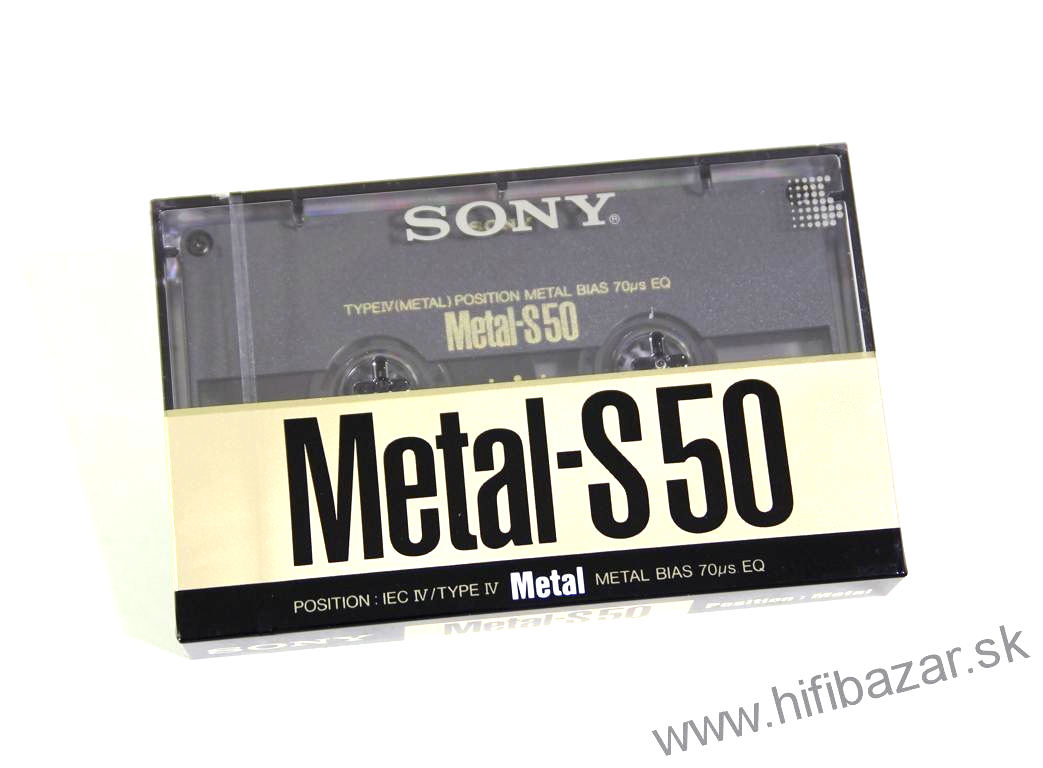SONY S-50 Position Metal