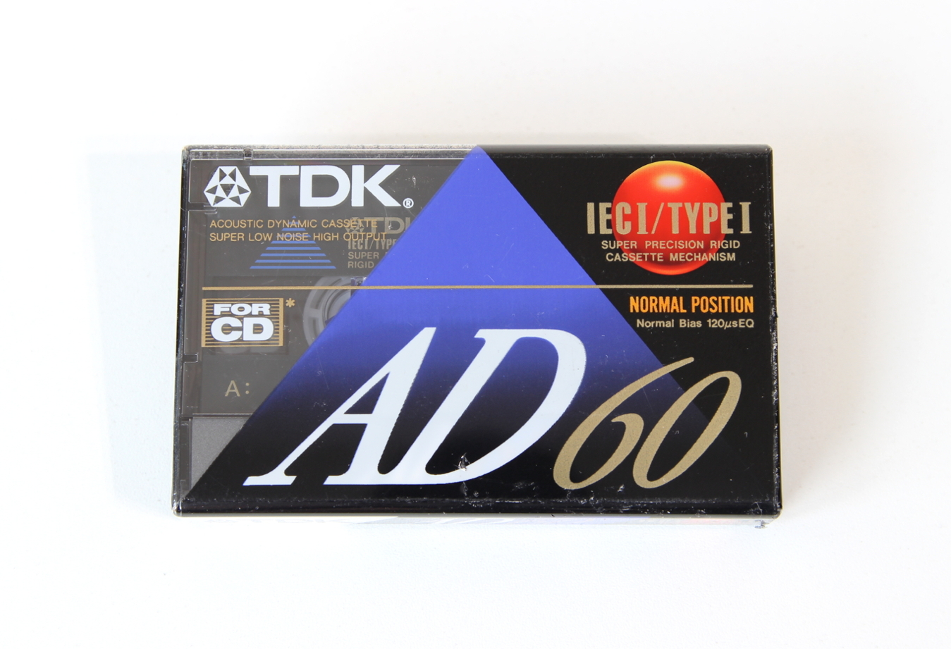 TDK AD-60 Acoustic Dynamics