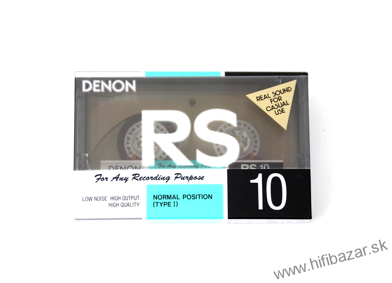 DENON RS-10 Position Normal