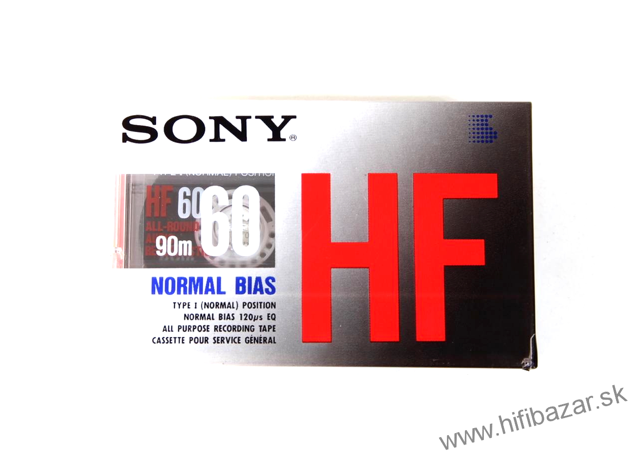SONY HF-60 Position Normal