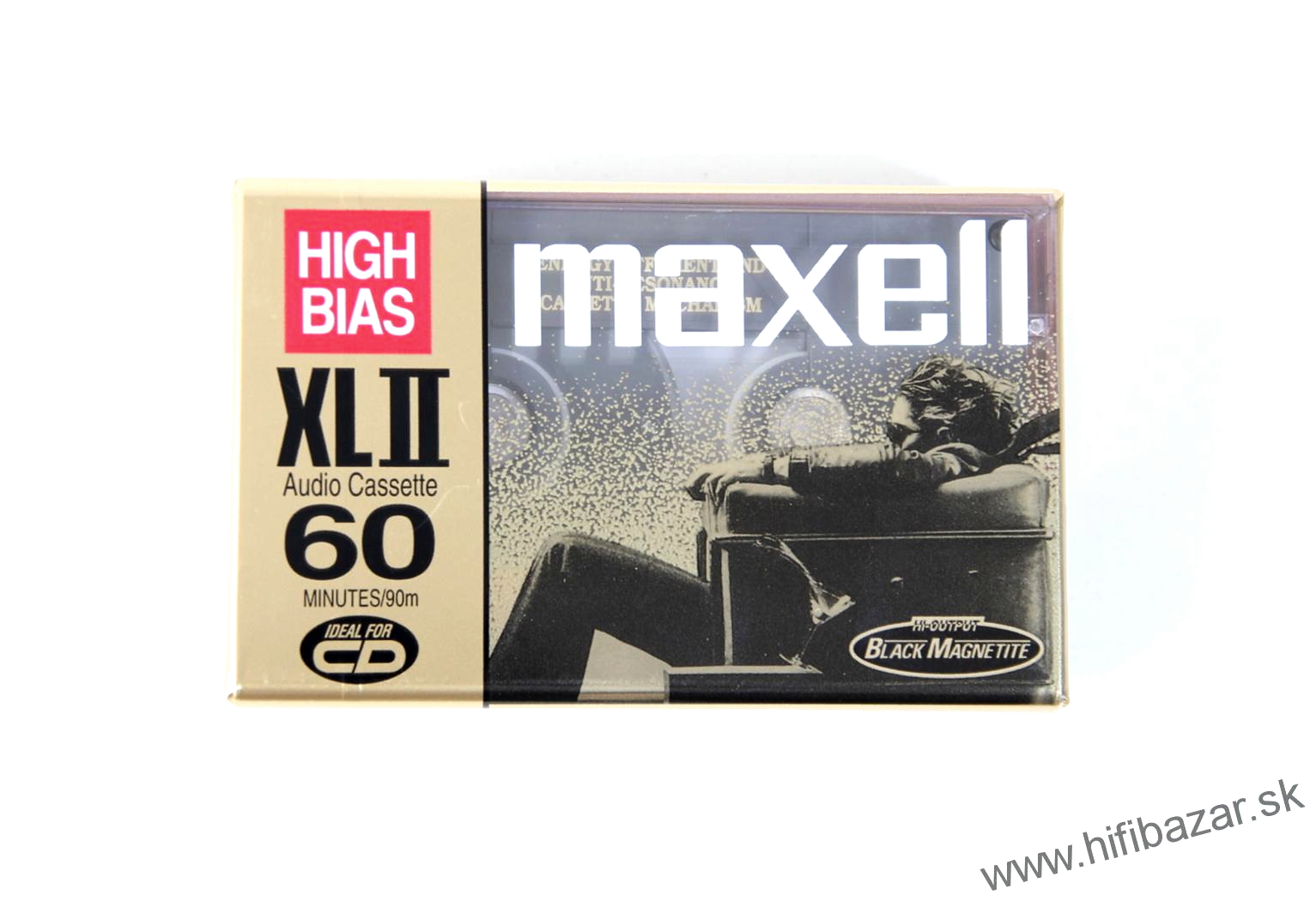 MAXELL XLII-60 Position Chrome
