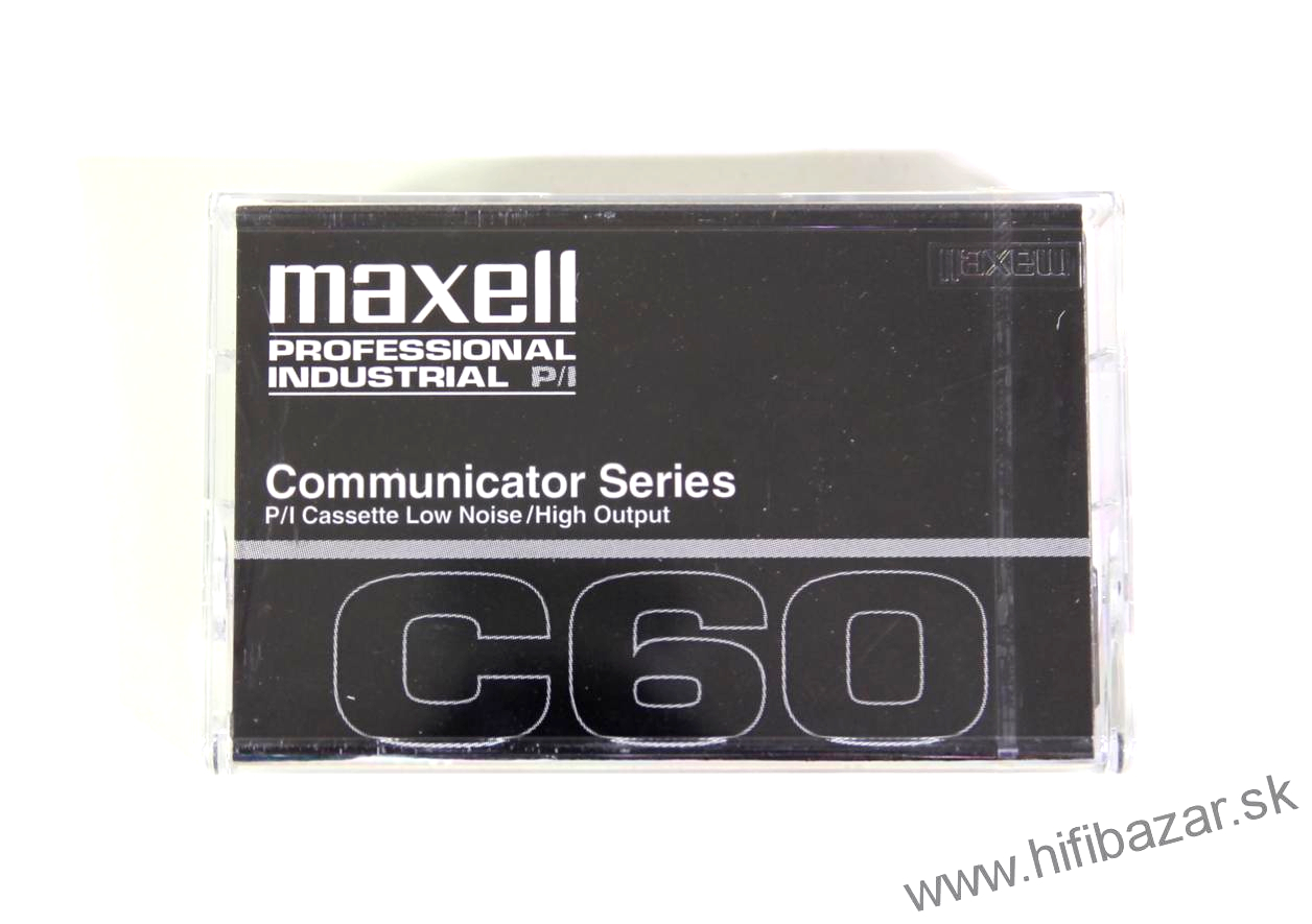 MAXELL C-60 Communicator Series