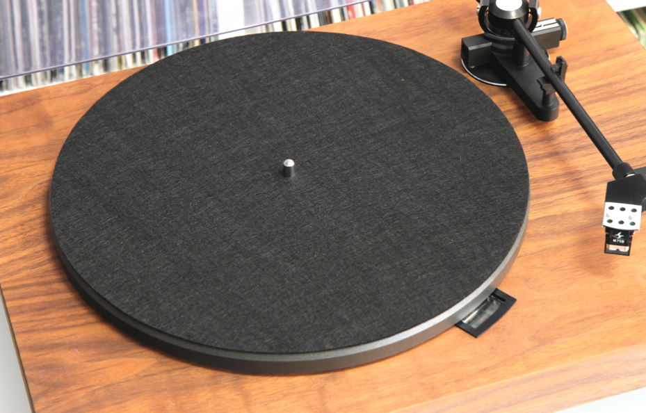 Slipmat DP3 Black