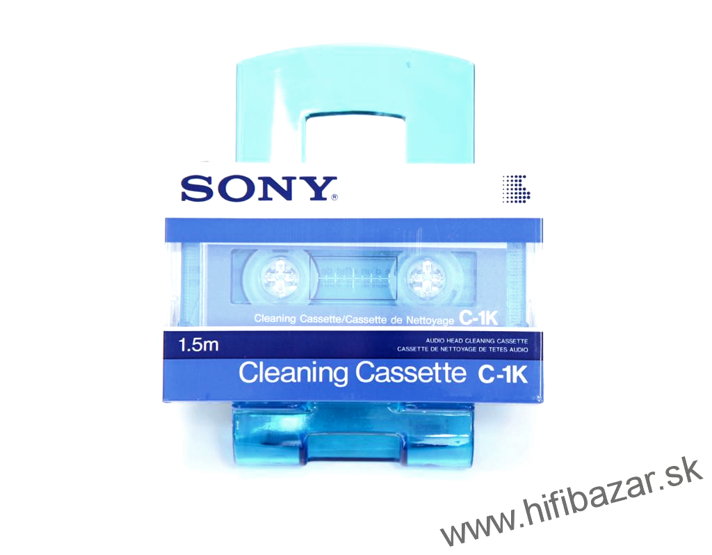 SONY C-1K Cleaning Cassette