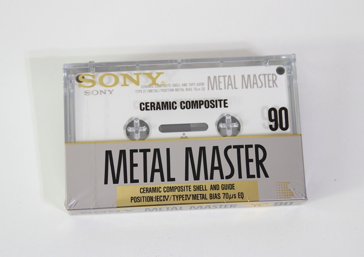 SONY METAL MASTER-90