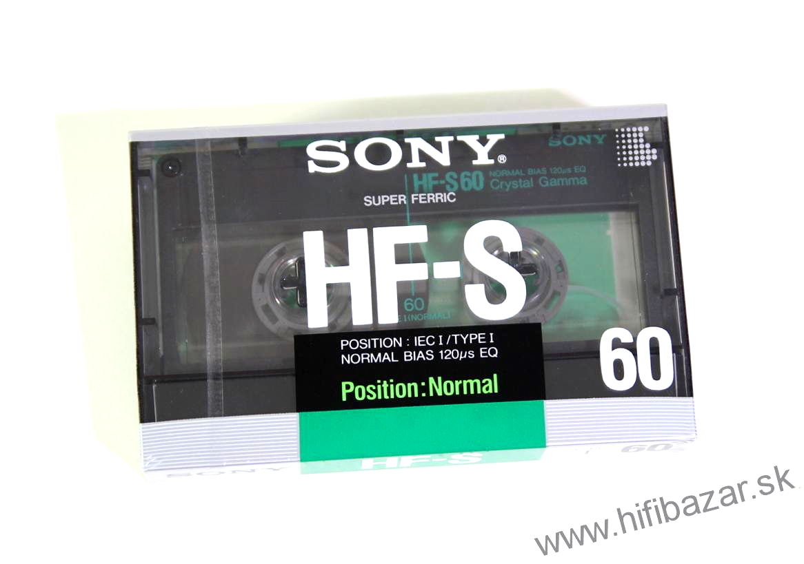 SONY HF-S60 Position Normal