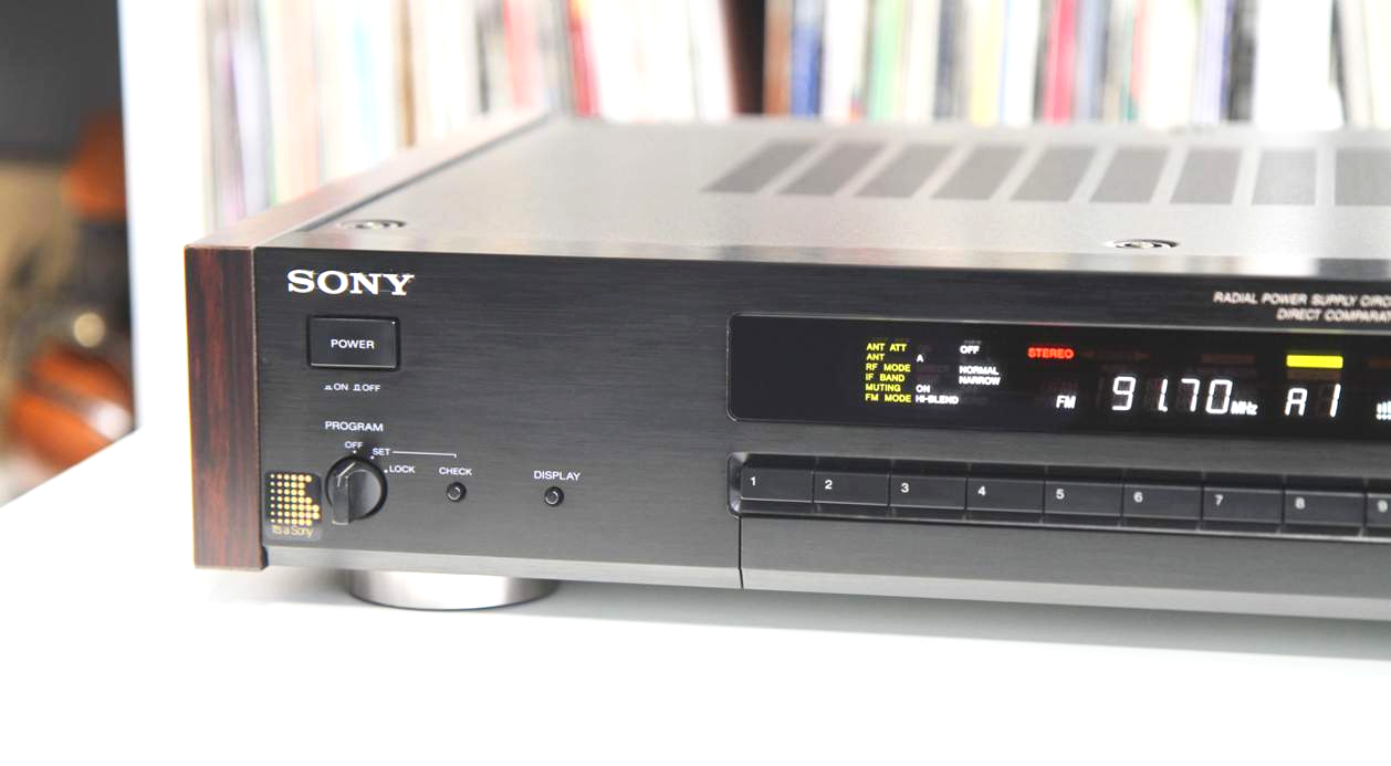 SONY ST-S770ES