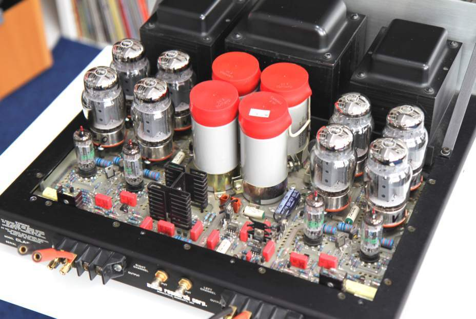 AUDIO RESEARCH C60/SP9