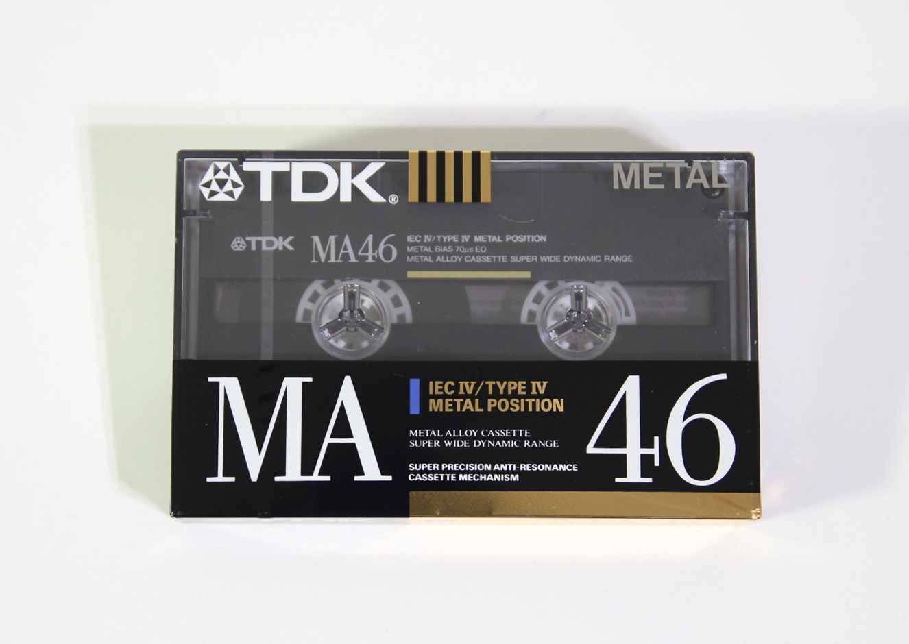 TDK MA-46 Position Metal