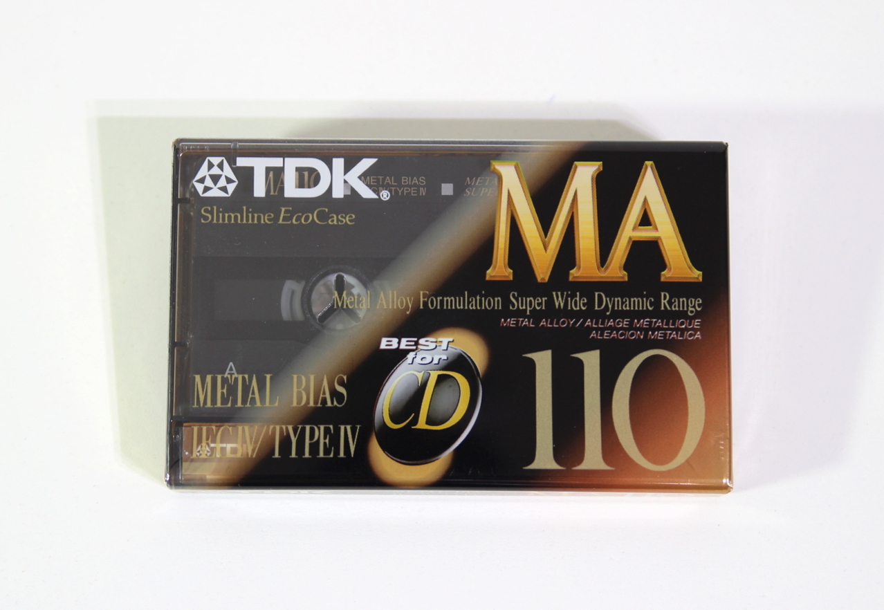TDK MA-110 Position Metal