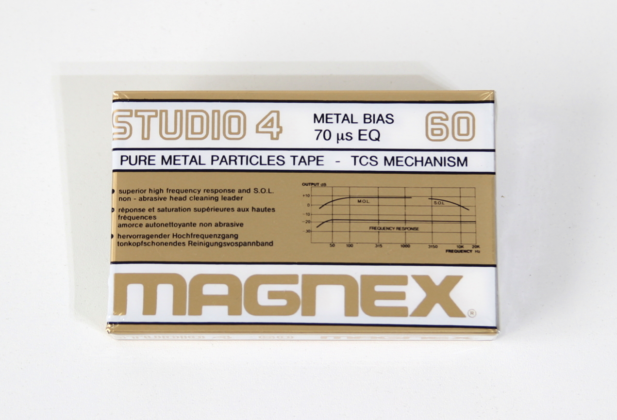 MAGNEX Studio-4 Position Metal