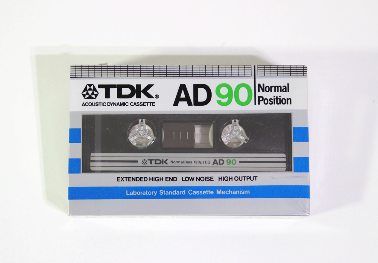 TDK AD-90 Acoustic Dynamics