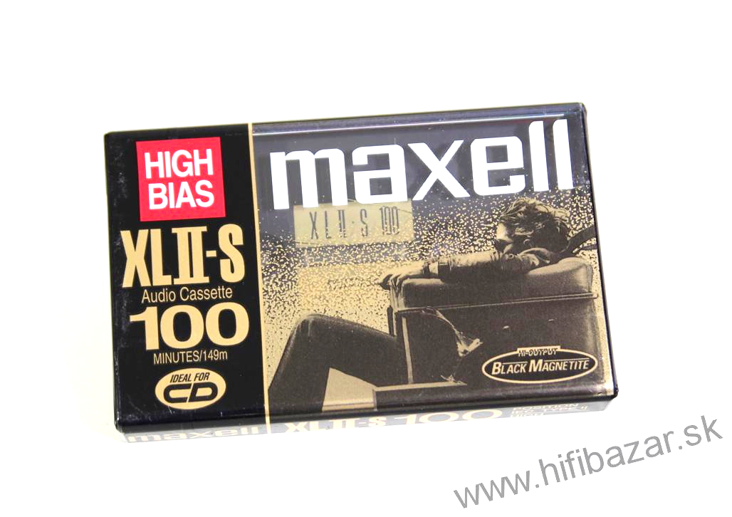 MAXELL XLII-S 100 For CD