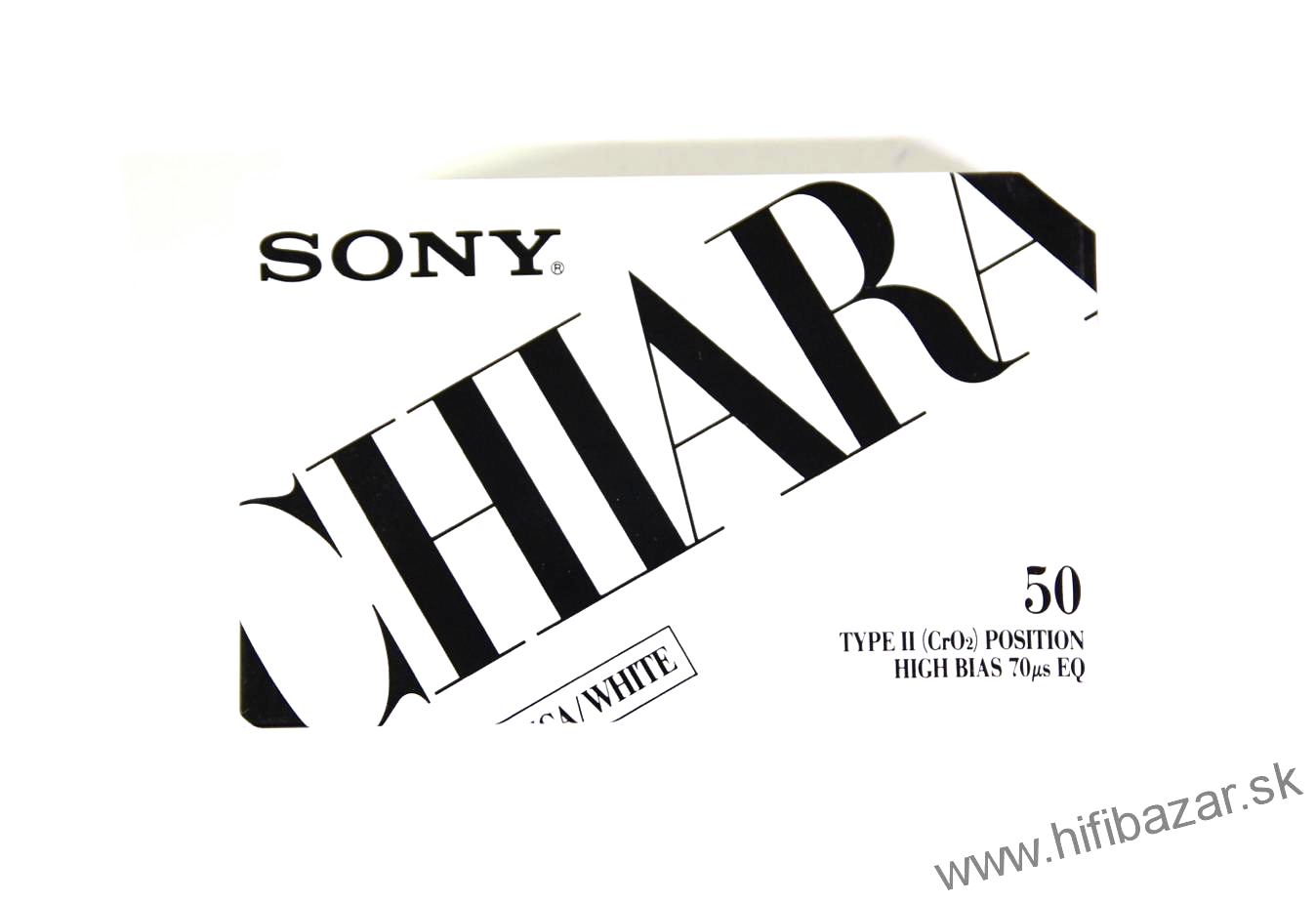 SONY CHIARA UX-50 Position Chrome