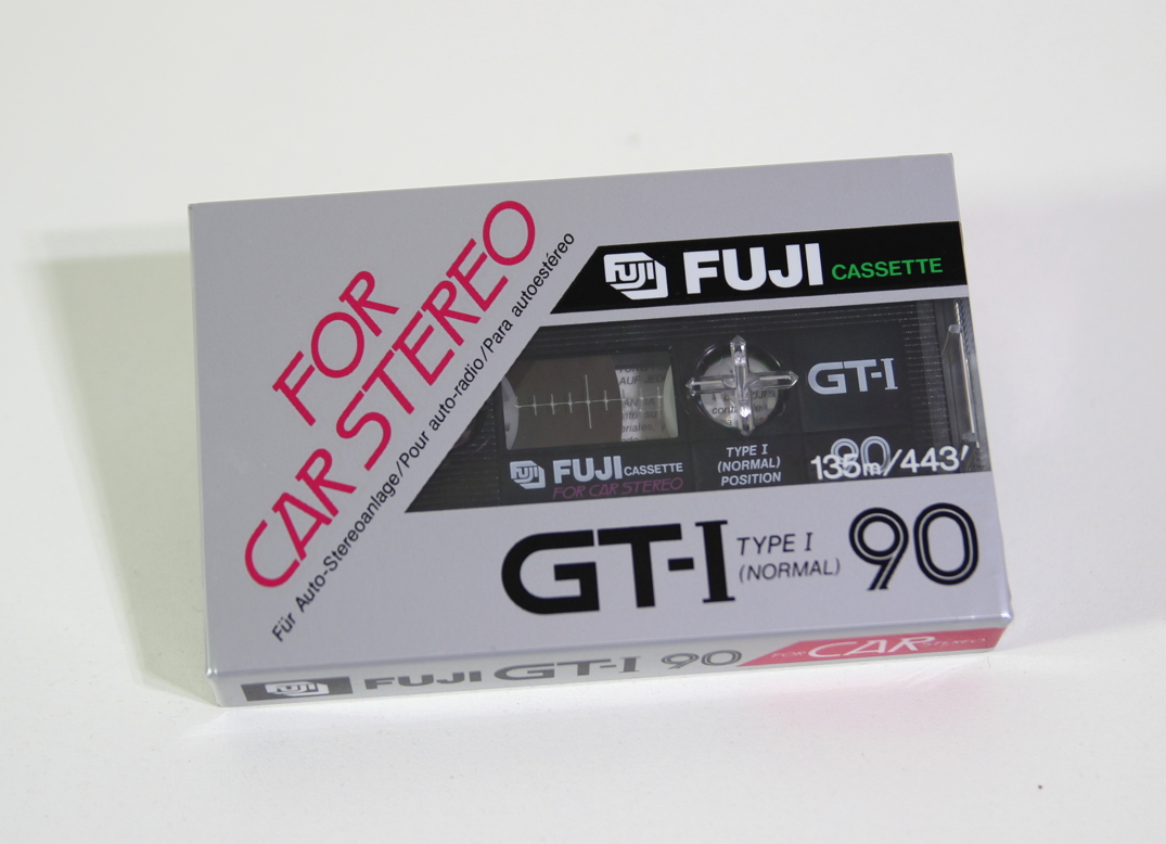 FUJI GT-I90 For Car Stereo